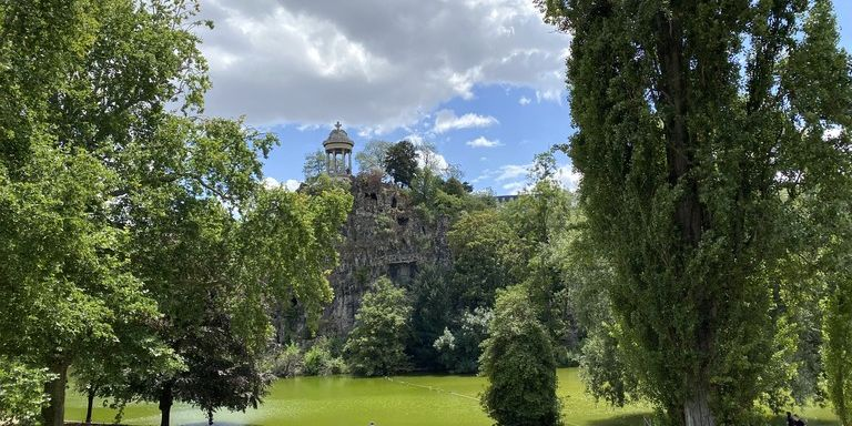 The 19th Arrondissement - Les Buttes Chaumont, La Villette